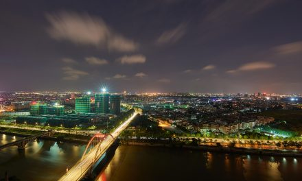 东莞风光之高步大桥