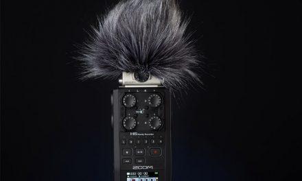zoom h6专业6路录音笔出租 东莞摄像器材出租