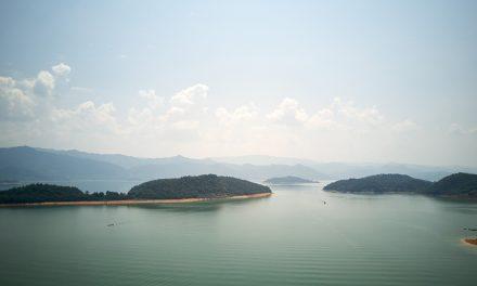 白廊景区 白廊湖