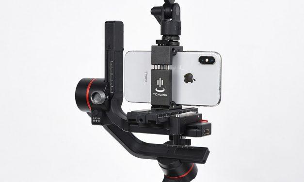 稳定器 Vlog 多功能手机夹