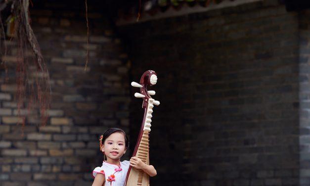 小琵琶精 东莞人像摄影 写真 儿童人像